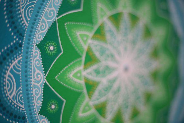Agua, painting, mandala, art, sunshine, sunshine art