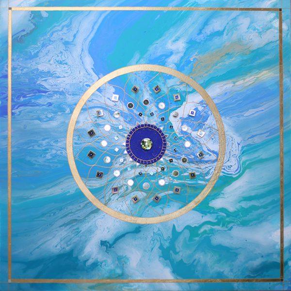 Freedom, painting, mandala, art, sunshine, sunshine art