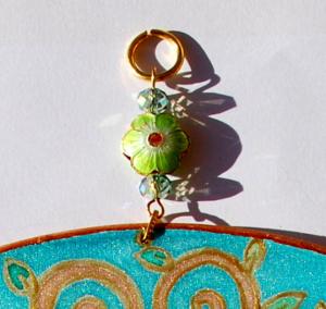 Tree of Life, Silk, painting, mandala, art, sunshine, sunshine art