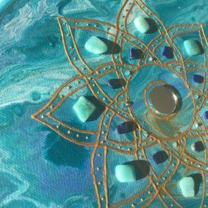 Expression Mandala Sunshine Art