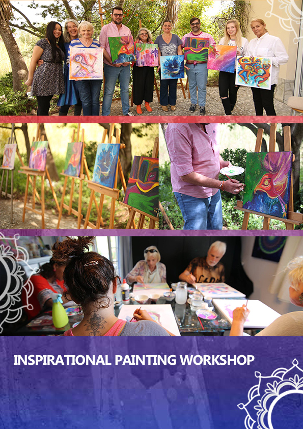 Inspirational Painting Workshop