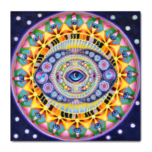 Opening of the Third Eye Mandala